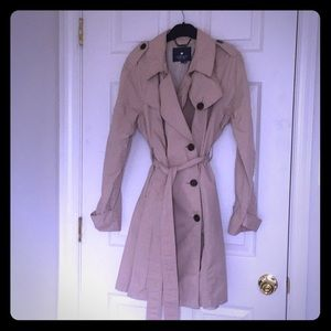 Gryphon Trench Coat! Like New condition!